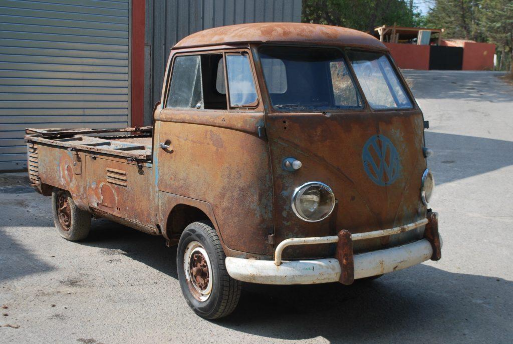 volkswagen combi t1 split pick up de 1960 voitures 2 collection. Black Bedroom Furniture Sets. Home Design Ideas
