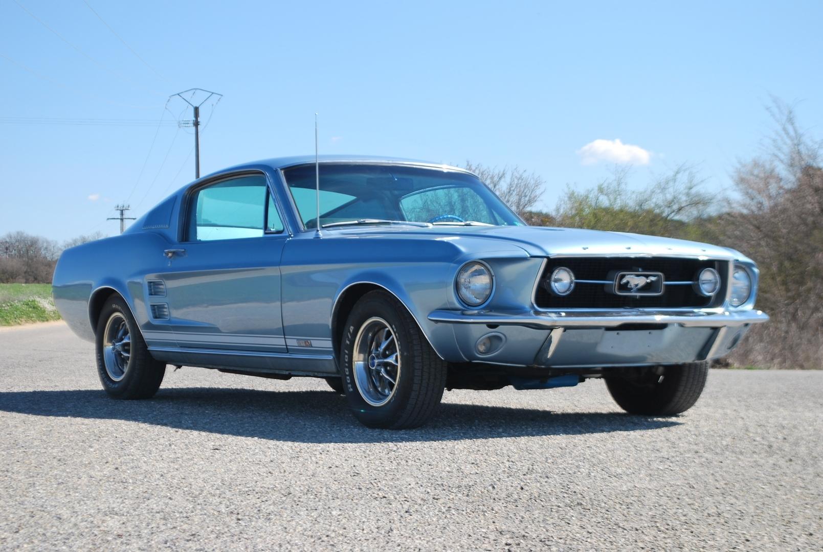 Ford Mustang 1967 A Vendre En France