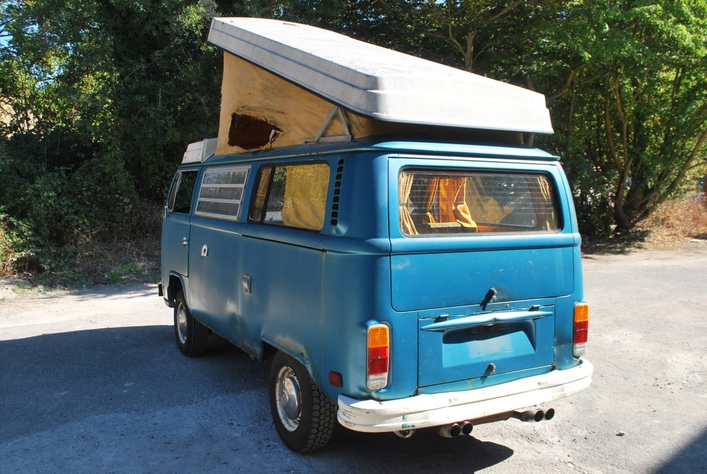 volkswagen combi t2b 1976 voitures 2 collection. Black Bedroom Furniture Sets. Home Design Ideas